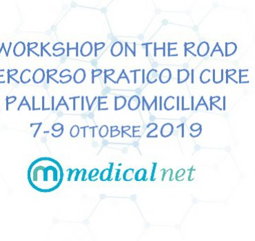 Workshop on the road. Percorso pratico di cure palliative domiciliari